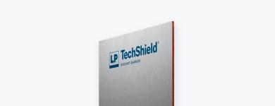 Une feuille d'anti-rayonnement LP TechShield.