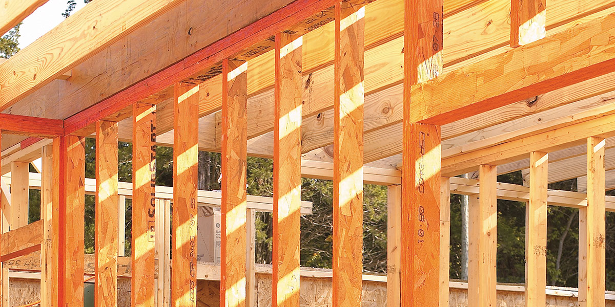 wood framing products lp building products