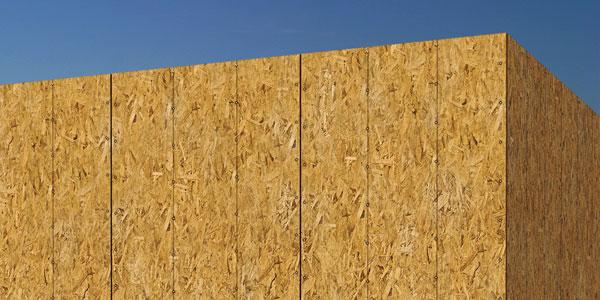 Lp solidstart osb lvl lsl rim board lp panels sheathing for What size osb for exterior walls