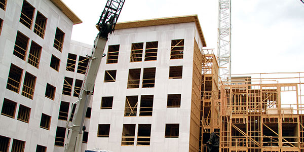 What's That You Say? LP Transforms Soundproofing Construction