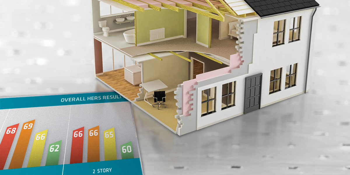 Roof Designs and the Home Energy Rating System (HERS)