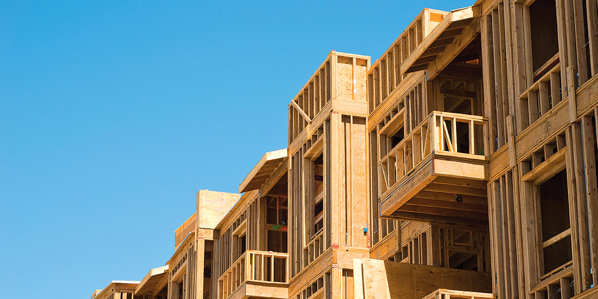 Today's Building Codes Recognize Wood's Capabilities