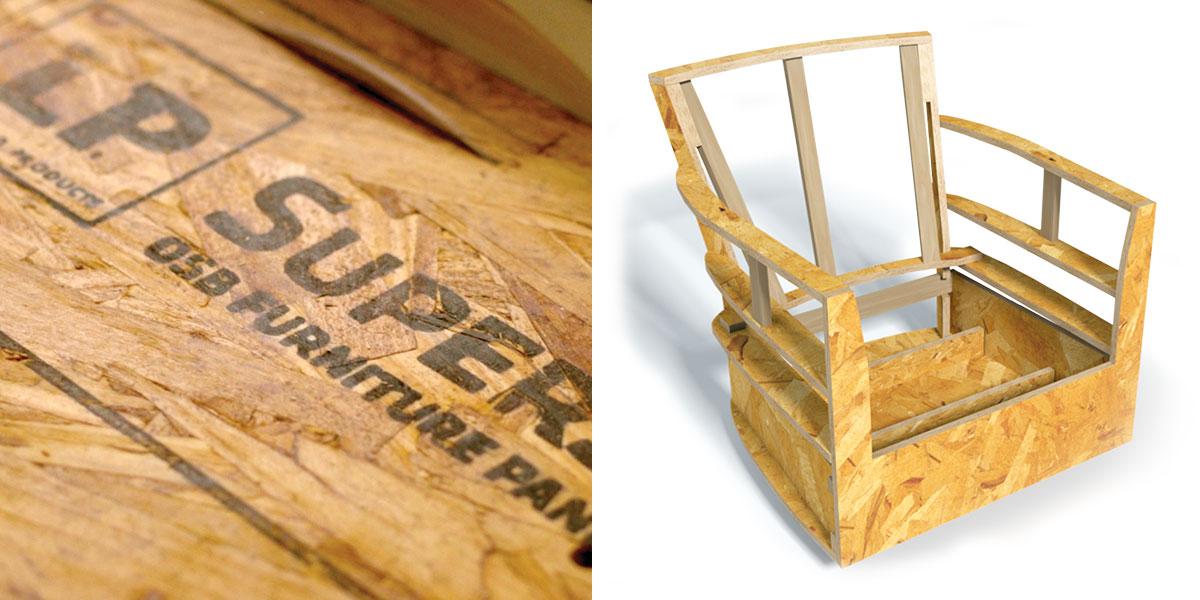 LP SuperStruct Furniture Panels Benefits
