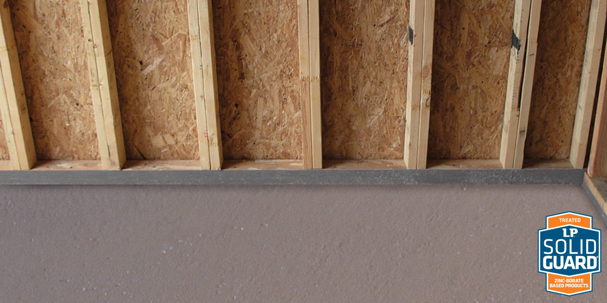 LP SolidGuard LSL | Framing | LP Building Products