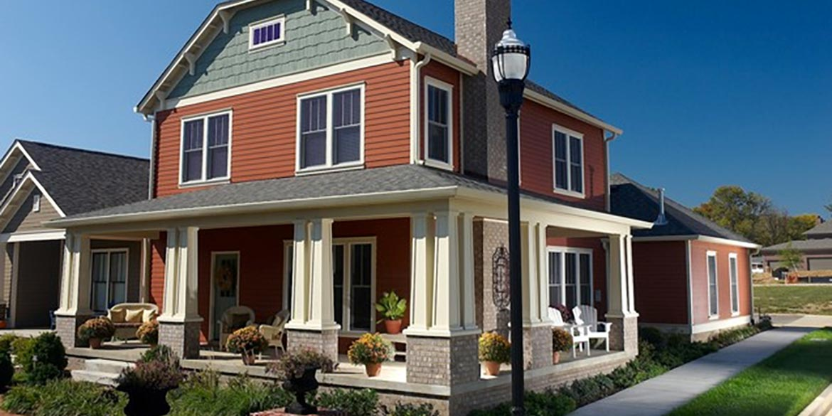 LP SmartSide Trim & Siding Sponsors Home Designed For Women
