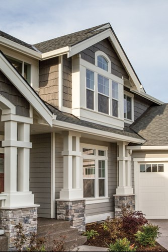 Residential siding options engineered wood lp corp for Lp engineered wood siding