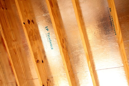 How To Choose Between Radiant Barrier Sheathing And Spray