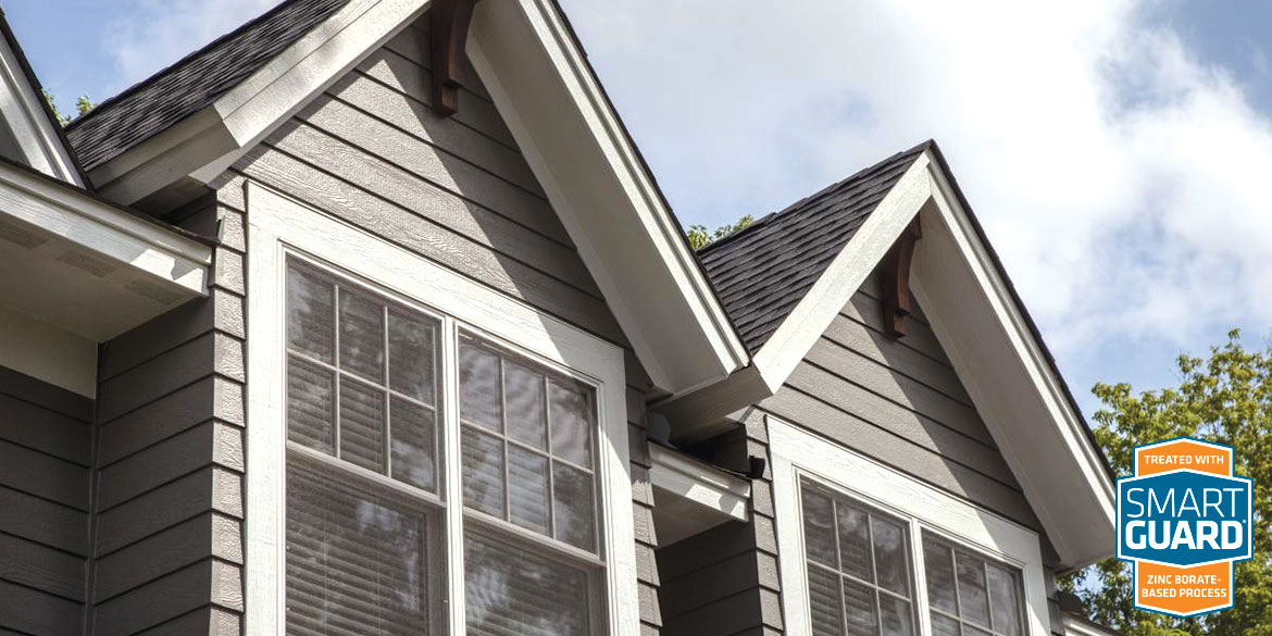 Explore Our Durable Engineered Wood Siding Amp Trim Lp