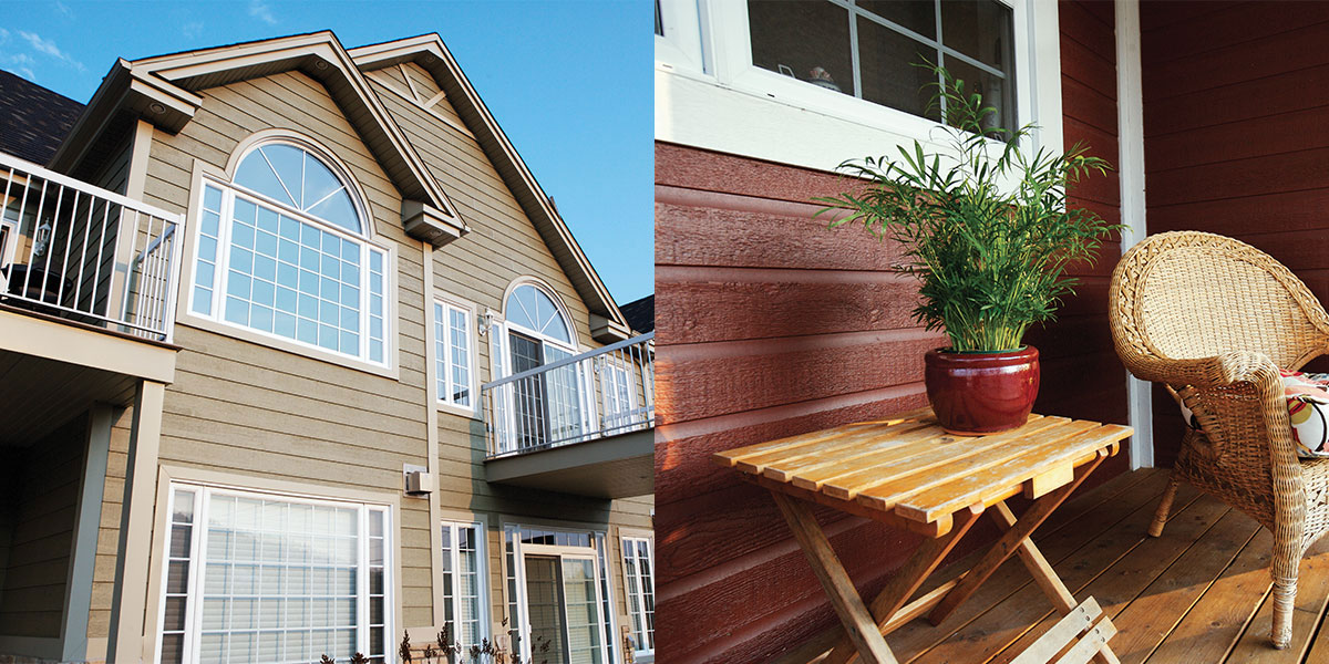 Lp Canexel Prefinished Siding Siding Lp Building Products
