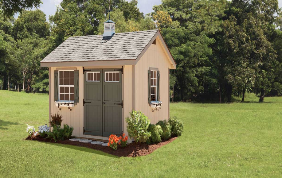 How To Get Your Shed Project Off The Ground