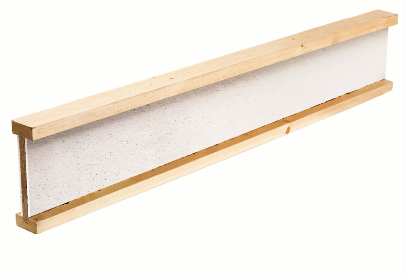 LP Introduces the New FlameBlock® I-Joist