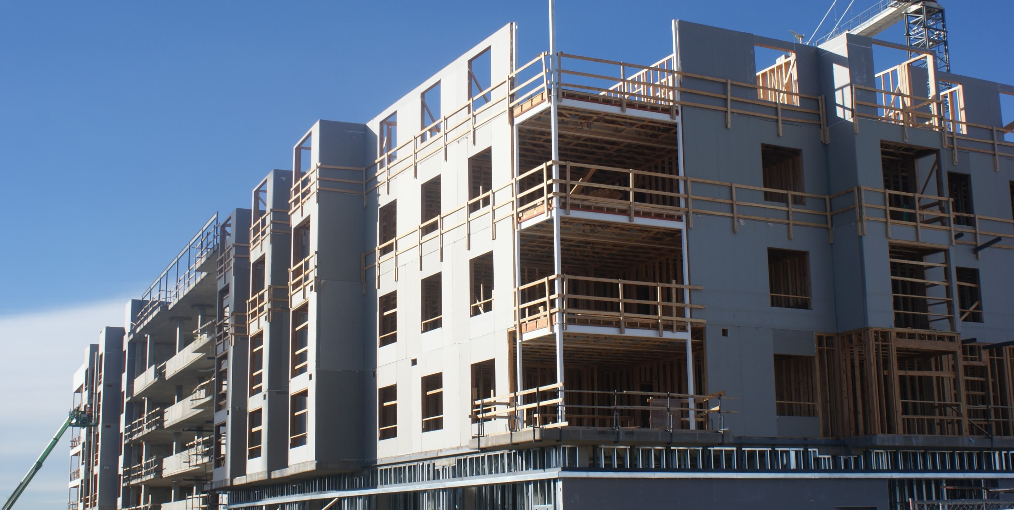 New Case Study: Type III-B Application of LP® FlameBlock® Fire-Rated OSB Sheathing Provides Cost-Saving Solution for Denver Framing Company