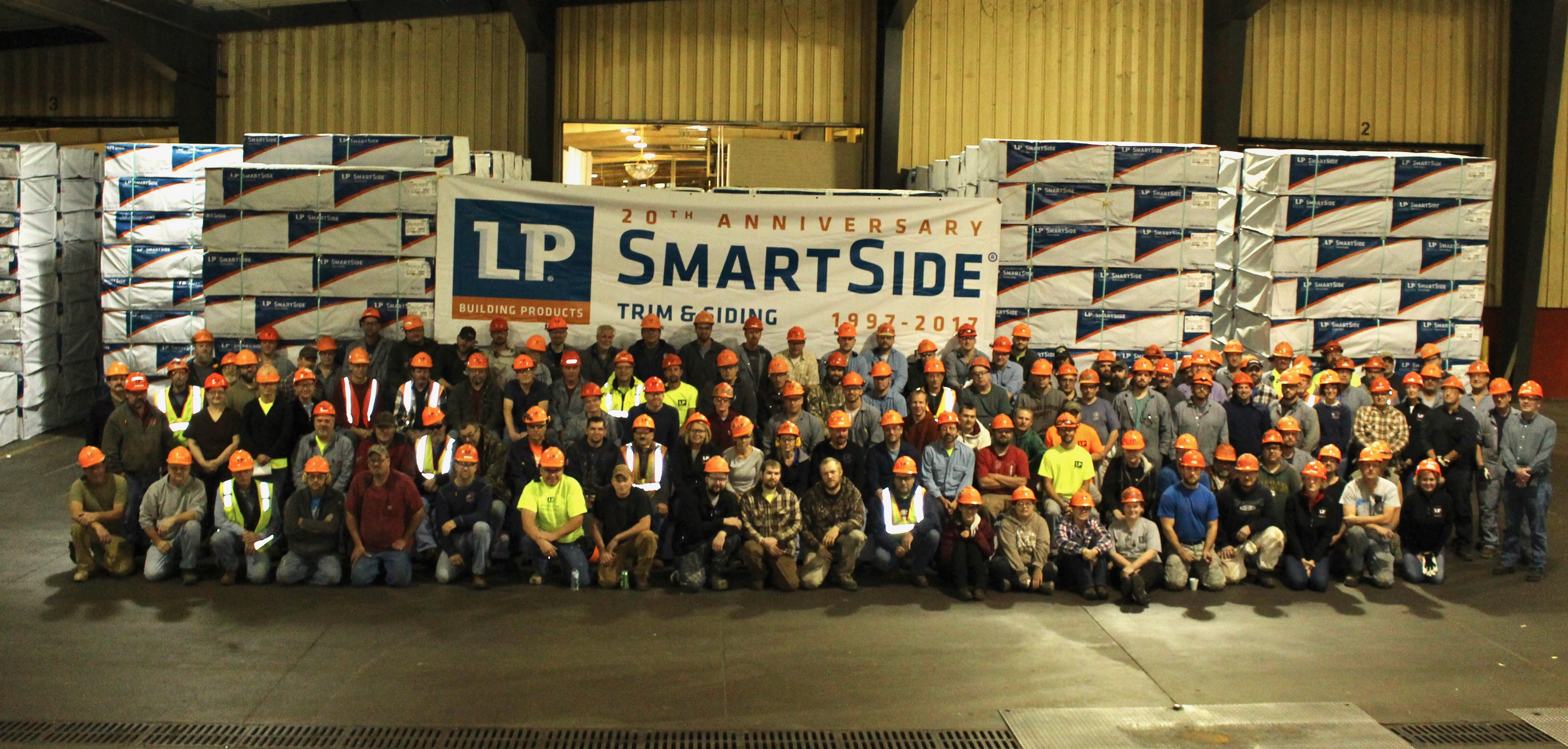 LP Celebrates the 20th Anniversary of LP SmartSide
