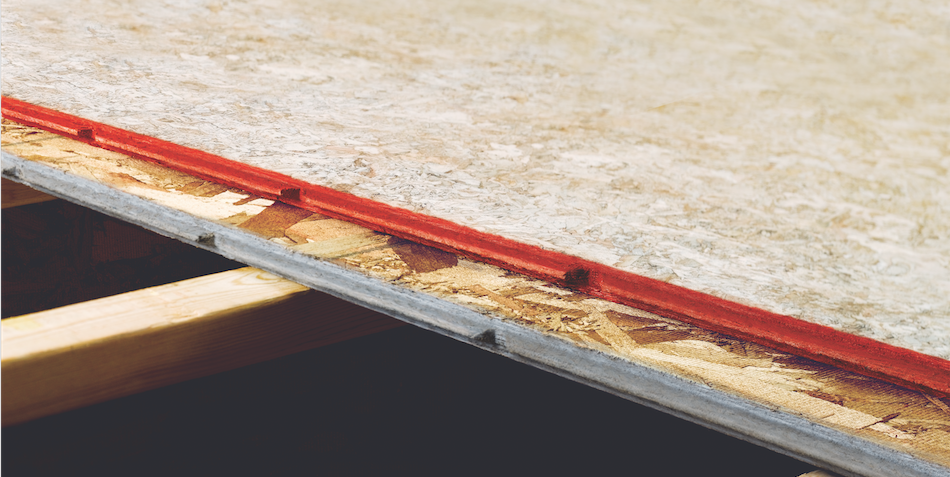 Making Sub-floors More Moisture-Resistant