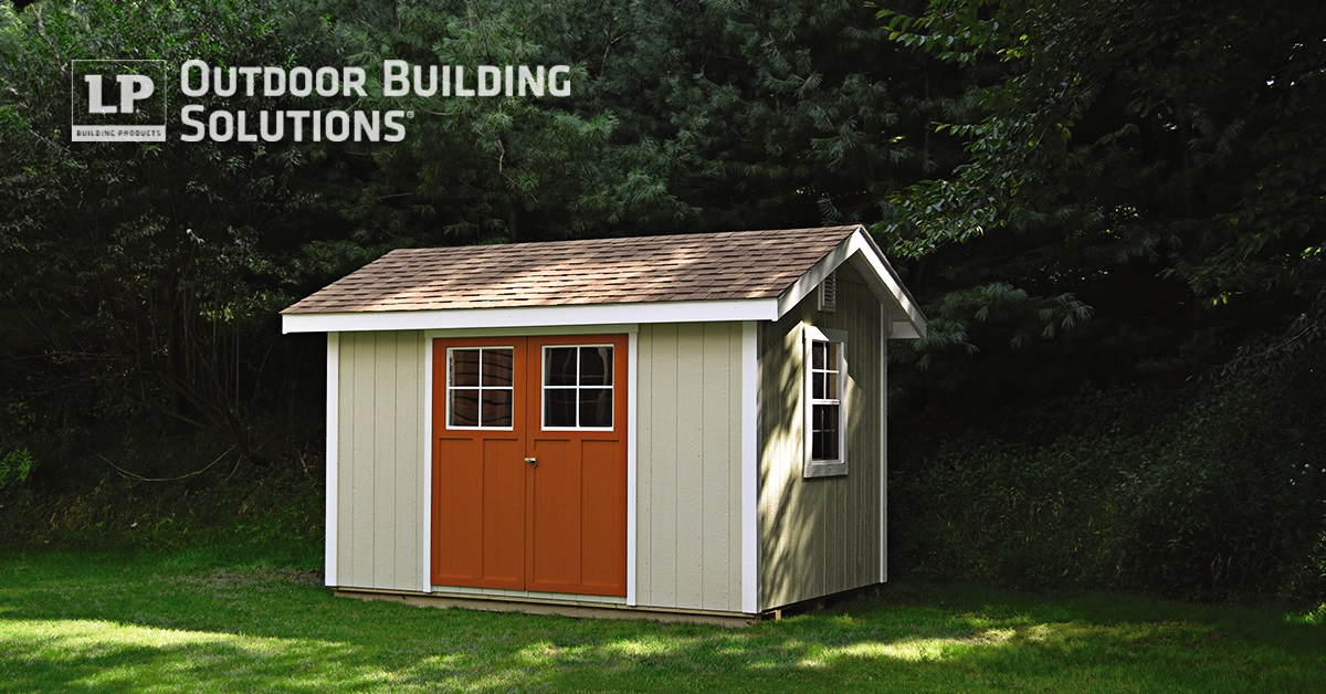 How To Choose The Right Location For Your Storage Shed Lp Sheds - Building-storage-sheds