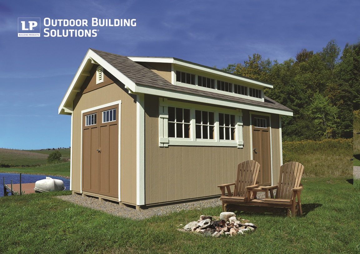 Get More Out of an Outdoor Shed with Warranty Coverage