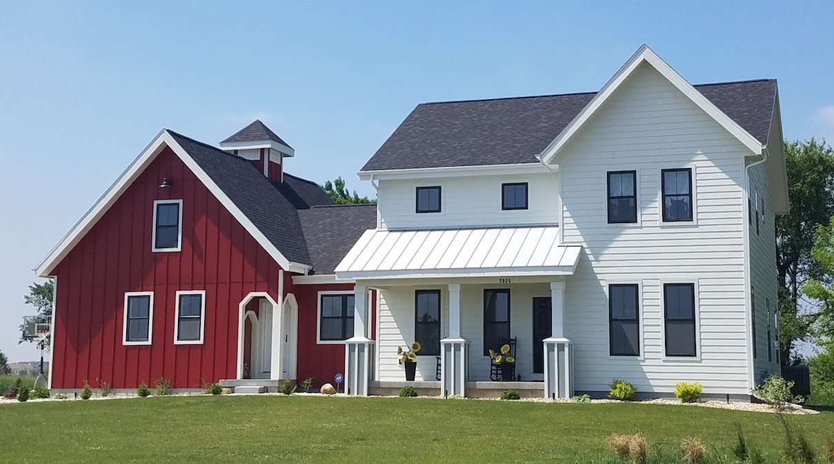 From Bungalow to Colonial Style, Chris Cook Homes Chooses LP® SmartSide® Trim & Siding For Beauty and Durability