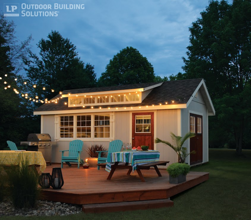How to Make It So Much More Than a Shed