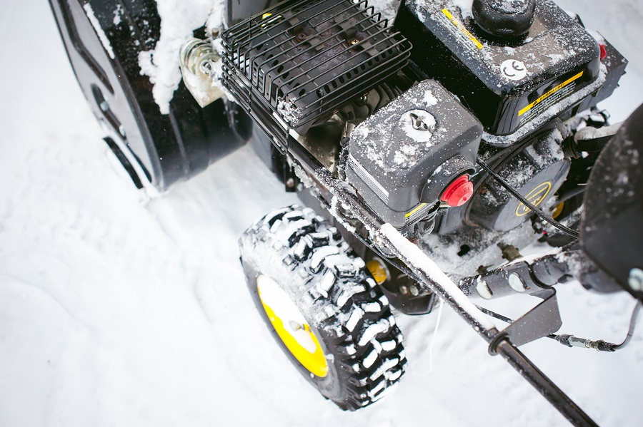 Tips on Storing Snow Equipment in the Off Season