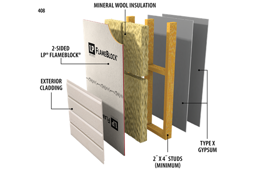 8 Ul Listed And Intertek Listed Fire Rated Walls You