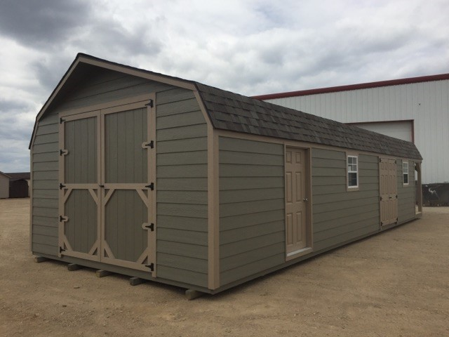 Shed Builder Spotlight: Dakota Storage Buildings, LLC
