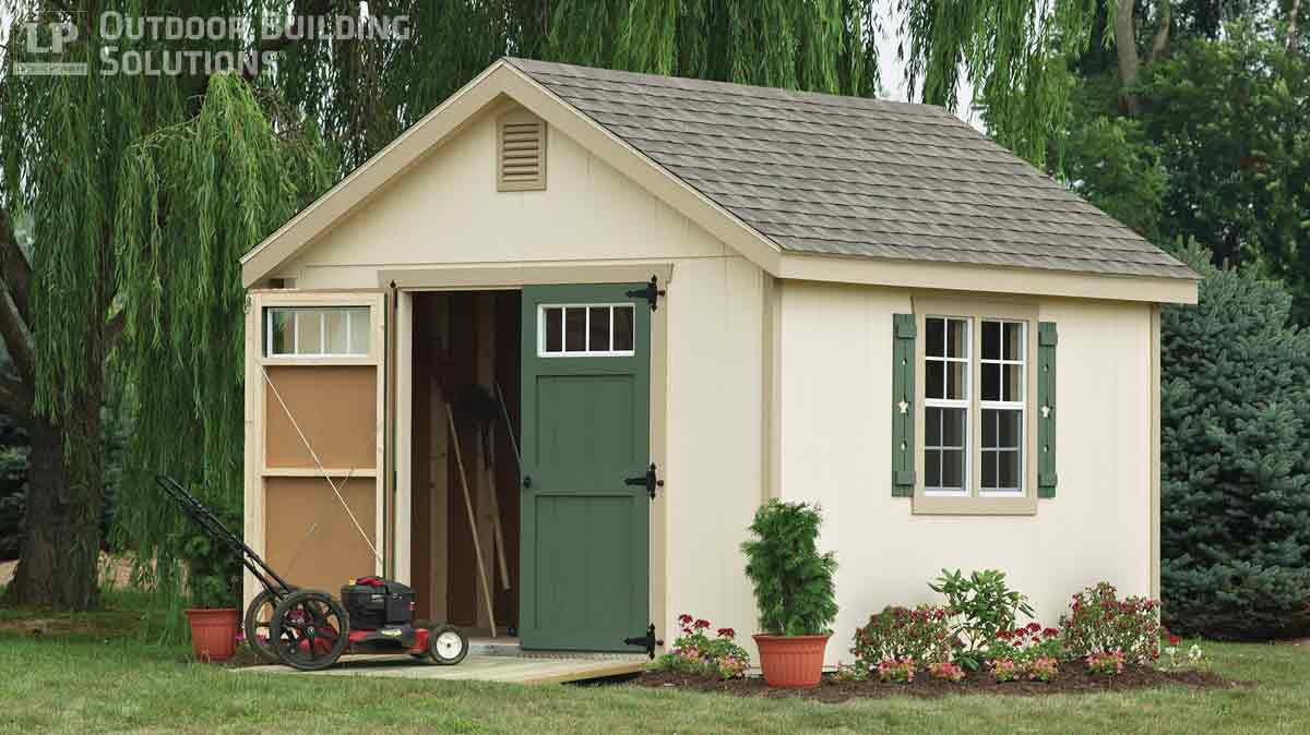 How to Choose the Right Storage Shed Size