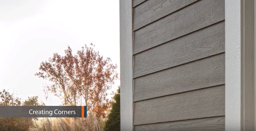 [VIDEO] LP® SmartSide® House Trim Application Tips & Tricks