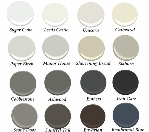 A look ahead siding color trends for 2017 lp smartside for Smartside colors