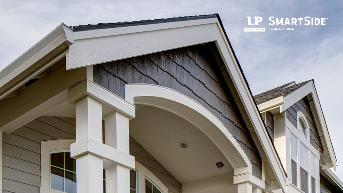[VIDEO] LP® SmartSide® House Trim: Tough, Beautiful and In a Class by Itself