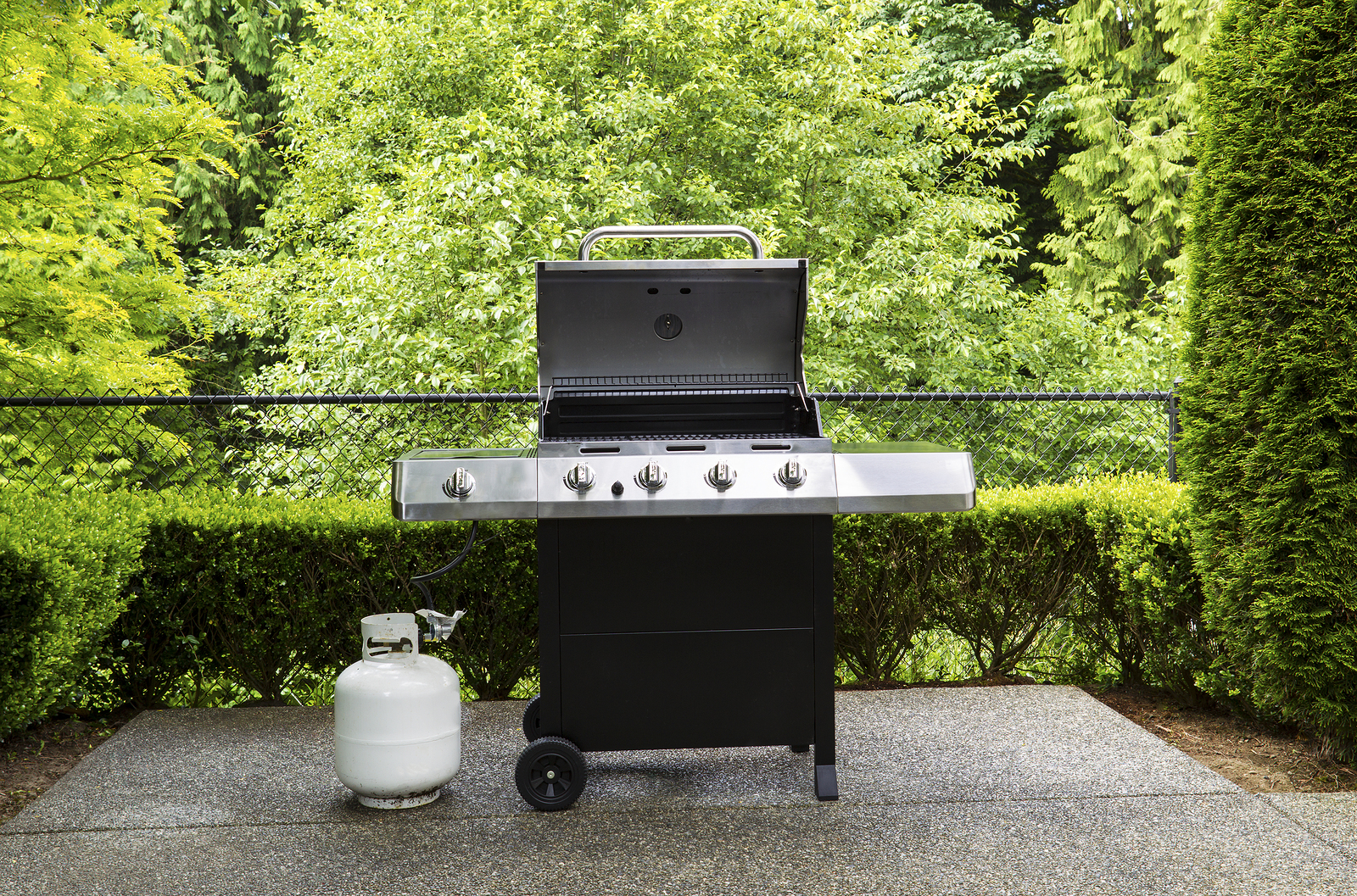 It's Grilling Season! Stay Safe by Following These Propane Tank Precautions