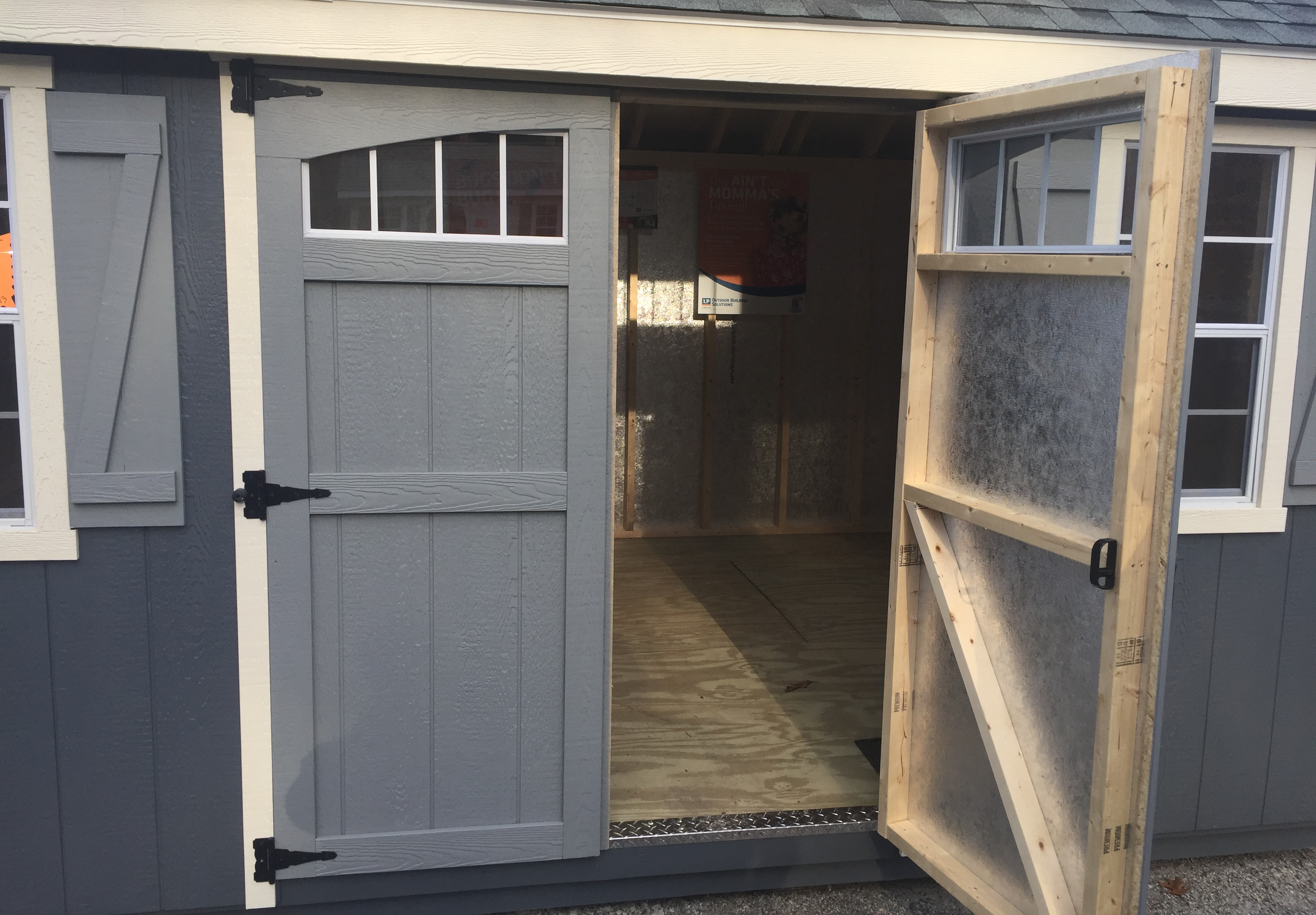 A Pro's Perspective: What to Ask When Shopping for a Shed