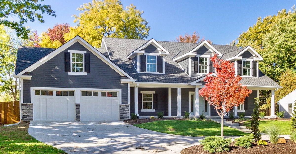 LP® SmartSide® Builder Spotlight: Chris Rendall, Prairie View Homes Inc.
