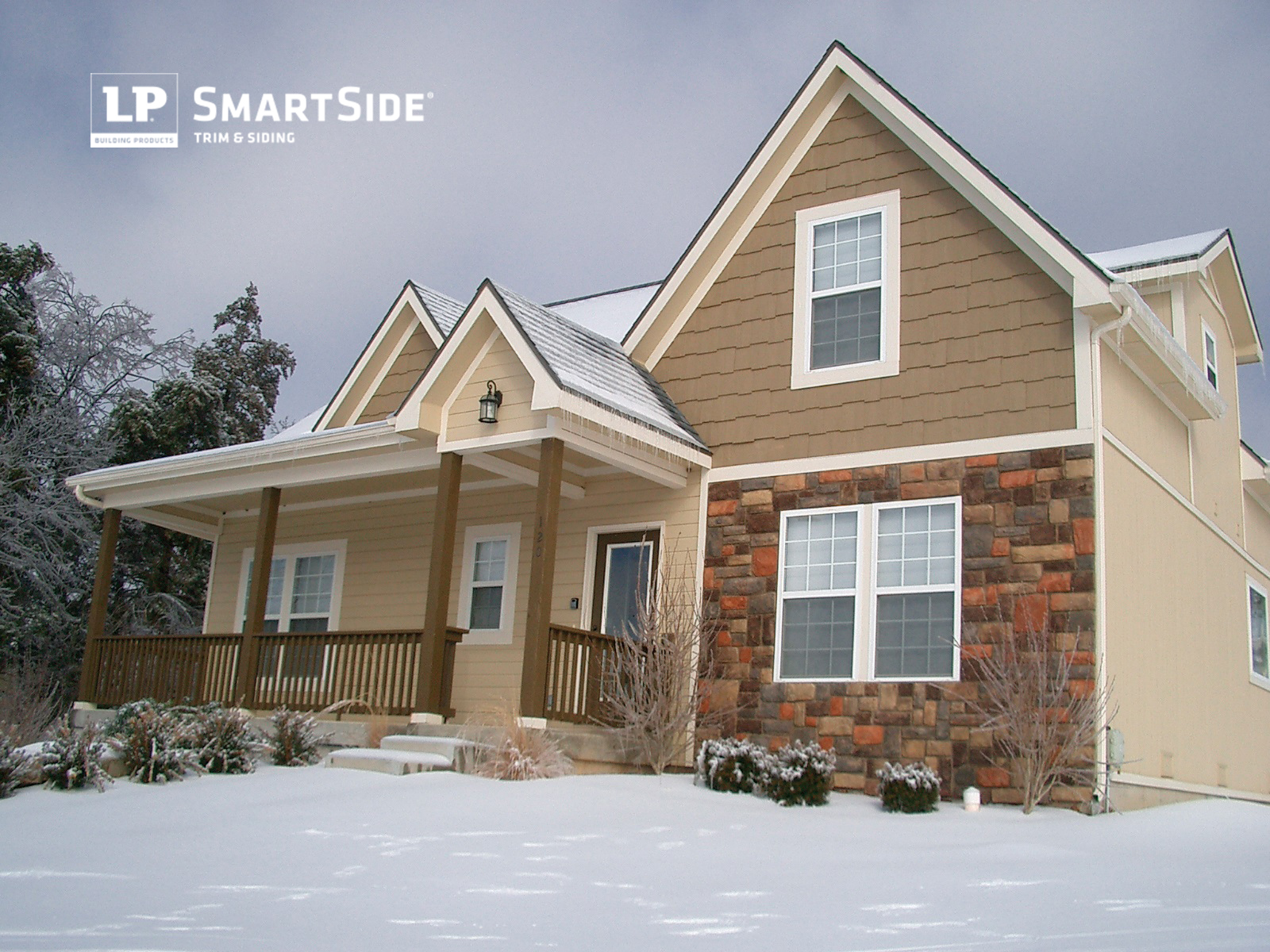 The Powerful Force That Damages Siding In Winter Amp What