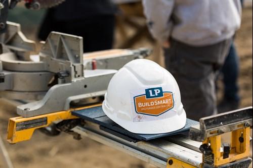 lp smartside buildsmart contractor program hardhat