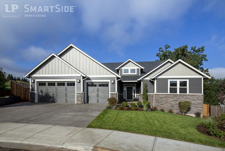 What Color Should You Paint Your Garage Doors Lp Smartside Blog