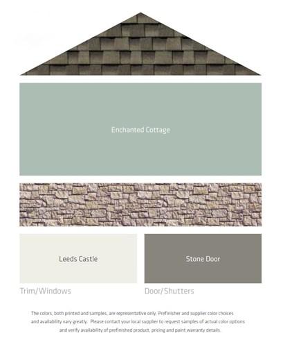 Fresh Color Palettes For A Brown Roof Lp Smartside Blog