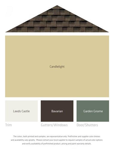 If You Have A Brown Roof Choosing One Of These Palettes With Similar Stone Or Brick Colors Will Result In An Updated Cohesive Look For Your Home