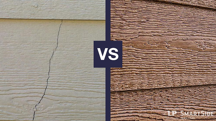 Fiber Cement Vs Engineered Wood Siding The Big Differences Lp Smartside