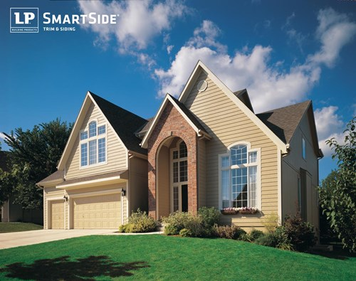 lp smartside siding color options