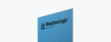 Panneau LP WeatherLogic